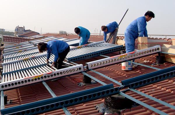 大型太阳能工程