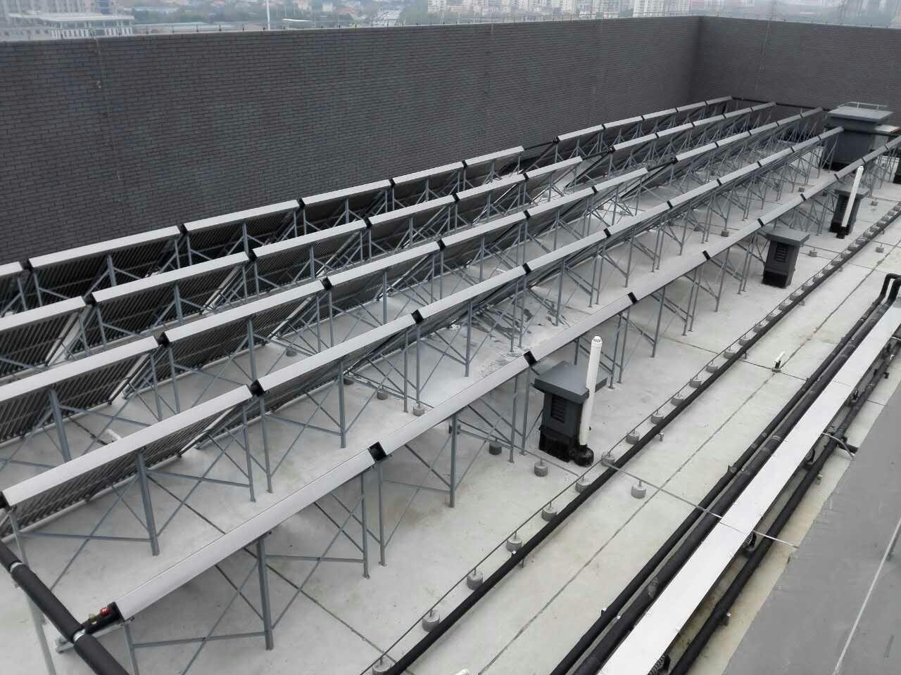 40吨医院太阳能热水工程